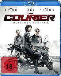 The Courier-Tödlicher Auftrag [Blu-ray]