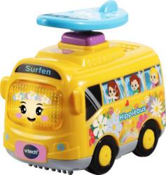 VTECH Tut Tut Baby Flitzer - Special Edition Hippiebus Spielzeugbus, Mehrfarbig
