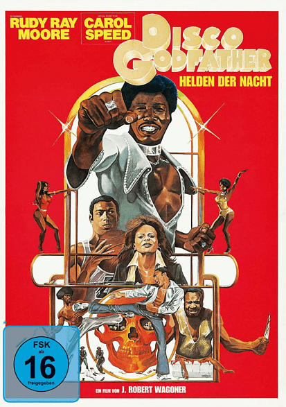 Disco Godfather: Helden der Nacht [DVD]