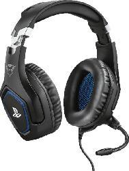 TRUST GXT 488 FORZE Gaming-Headset für PS4™, Schwarz