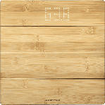 MediaMarkt LEIFHEIT Style Sense Bamboo Magic Personenwaage