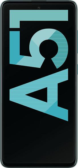 SAMSUNG Galaxy A51 128 GB Prism Crush Blue Dual SIM
