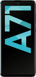 SAMSUNG Galaxy A71 128 GB Prism Crush Blue Dual SIM
