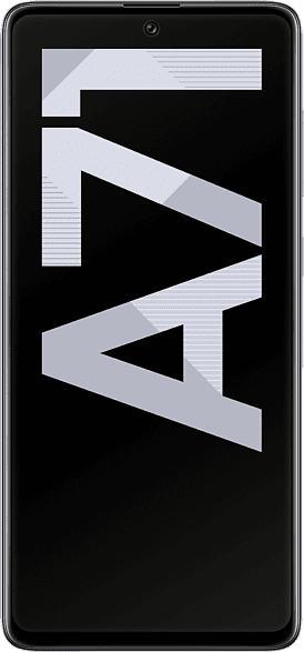 SAMSUNG Galaxy A71 128 GB Prism Crush Silver Dual SIM