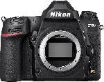MediaMarkt NIKON D780 Spiegelreflexkamera, 24.5 Megapixel, 4K, FullHD, Touchscreen Display, Schwarz