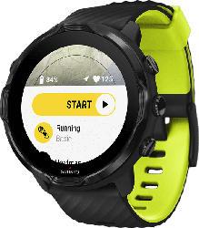 SUUNTO  7 Smartwatch Verstärktes Polyamid, Silikon, Universal, Grün