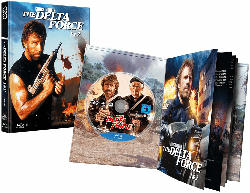 Delta Force 1 & 2 [Blu-ray]