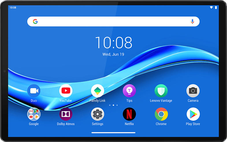 LENOVO Tab M10 FHD+, Tablet , 64 GB, 10.3 Zoll, Iron Grey