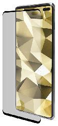 Displayschutzglas für Samsung Galaxy S10+, transparent/schwarz (IPG-5057-3D)