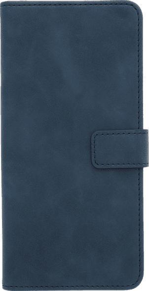 V-DESIGN BV 746 , Bookcover, Samsung, Galaxy S20, Kunstleder, Blau