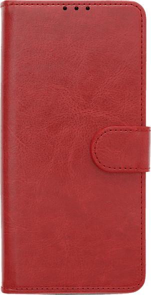 V-DESIGN V-2-1 478 , Bookcover, Samsung, Galaxy S A71, Kunstleder, Rot