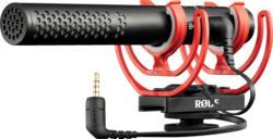 RODE VideoMic NTG, Mikrofon, Schwarz/Rot
