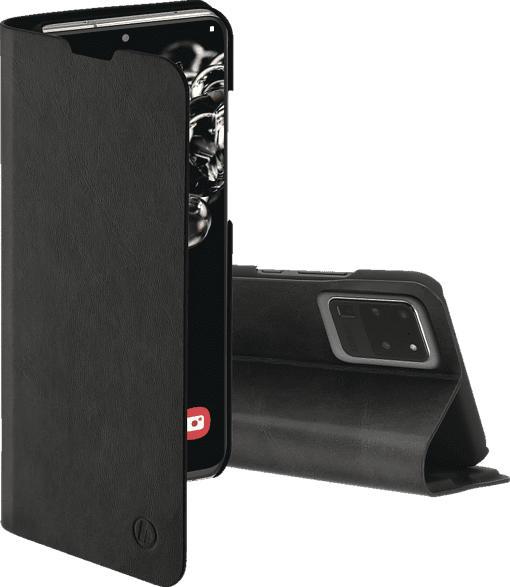 HAMA Guard Pro , Bookcover, Samsung, Galaxy S20 Ultra, Kunstleder, Schwarz
