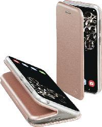 HAMA Curve , Bookcover, Samsung, Galaxy S20 Ultra, Polyurethan, Thermoplastisches Polyurethan, Rosegold