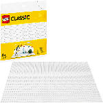 Media Markt Ingolstadt LEGO 11010 Weiße Bauplatte Bauplatte, Weiß