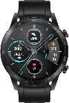 Media Markt HONOR  Magic Watch 2 Smartwatch Edelstahl, Fluoroelastomer, 140-210 mm, Schwarz