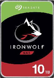 SEAGATE IronWolf, 10 TB HDD, 3.5 Zoll, intern