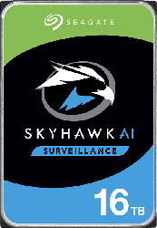 SEAGATE SkyHawk, 16 TB HDD, 3.5 Zoll, intern