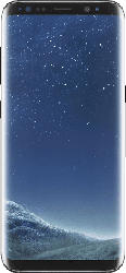 B-WARE (*) Galaxy S8 Smartphone, Midnight Black