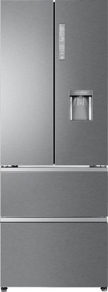 HAIER B3FE788CPJW Kühlgefrierkombination  French Door (311 kWh/Jahr, A++, 1905 mm hoch, Edelstahl)