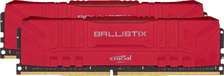 CRUCIAL Ballistix Arbeitsspeicher 64 GB DDR4
