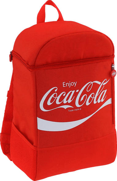 MOBICOOL COCA-COLA CLASSIC BACKPACK 20 Kühltasche (20 l, Rot)
