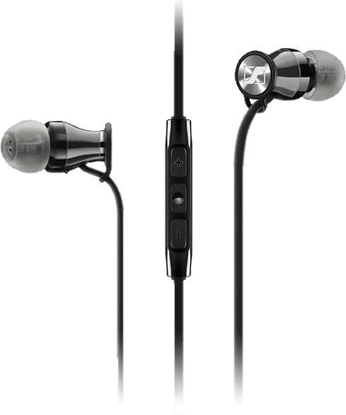 SENNHEISER MOMENTUM 2 In-Ear g, In-ear Headset  Chrome