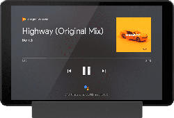 LENOVO Smart Tab M8 mit Google Assistant TB-8505FS, Tablet , 32 GB, 8 Zoll, Iron Grey