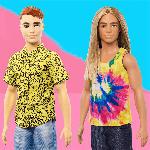 Media Markt BARBIE Fashionistas Ken Puppen Sortiment Puppe, Farbauswahl nicht möglich