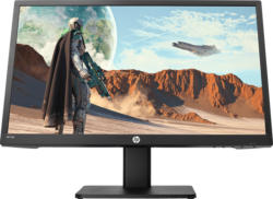 HP 22X GAMING MONITOR 21.5 Zoll Full-HD Gaming Monitor (5 ms Reaktionszeit, 167 Hz)