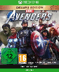 Media Markt Marvels Avengers Deluxe Edition (kostenloses Upgrade auf Xbox Series X) [Xbox One]