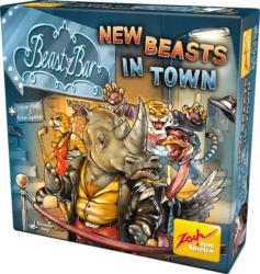 NORIS Beasty Bar New Beasts in Town Kartenspiel, Mehrfarbig