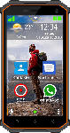MediaMarkt BEAFON Bea-fon X5 16 GB Schwarz