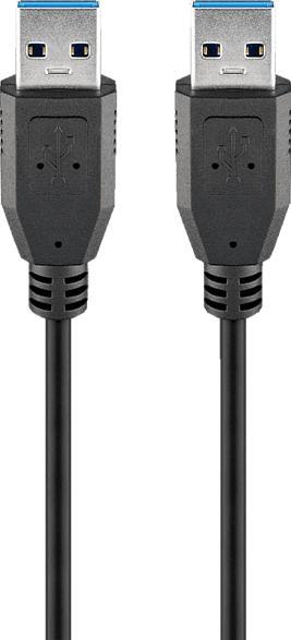 GOOBAY USB A 3.0 auf USB A 3.0 Kabel