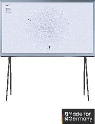 SAMSUNG GQ43LS01T The Serif QLED TV (Flat, 43 Zoll/108 cm, UHD 4K, SMART TV)