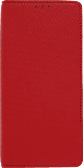 V-DESIGN VSM 26 Smart , Bookcover, Samsung, A71, Kunstleder, Rot