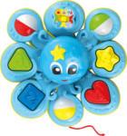 MediaMarkt CLEMENTONI Oktopus Formensortierer Babyspielzeug, Blau