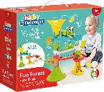 MediaMarkt CLEMENTONI Baby-Kugelbahn Babyspielzeug, Mehrfarbig