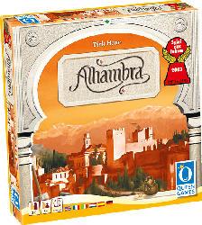 QUEEN GAMES Alhambra SdJ 2003 Spiel, Mehrfarbig