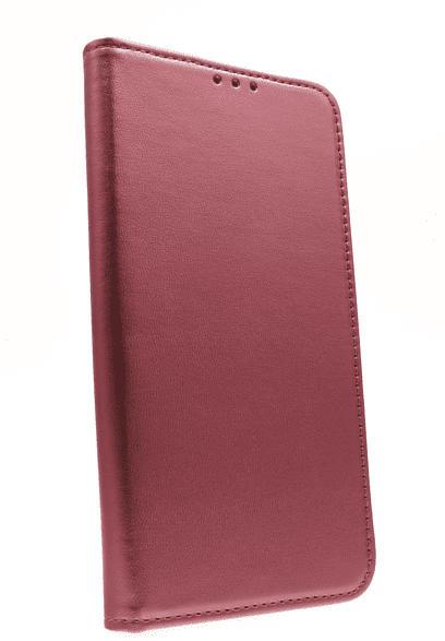 AGM 30247 Bookcover Motorola Moto G8 Power Obermaterial Kunstleder, Thermoplastisches Polyurethan Burgund