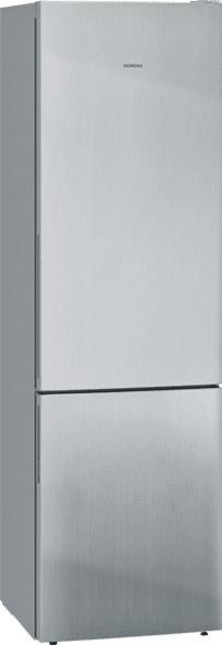 SIEMENS KG39EAICA IQ500 Kühlgefrierkombination (A+++, 168 kWh/Jahr, 2010 mm hoch, inox-antifingerprint)
