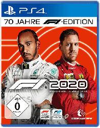 F1 2020 70 Jahre F1 Edition [PlayStation 4]