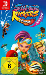Super Kickers League Ultimate [Nintendo Switch]