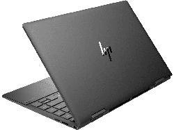 HP ENVY x360 13-ay0359ng, Convertible mit 13.3 Zoll Display, Ryzen 5 Prozessor, 8 GB RAM, 1 TB SSD, Radeon Graphics, Schwarz