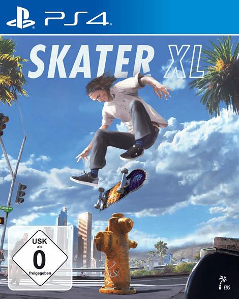 Skater XL [PlayStation 4]