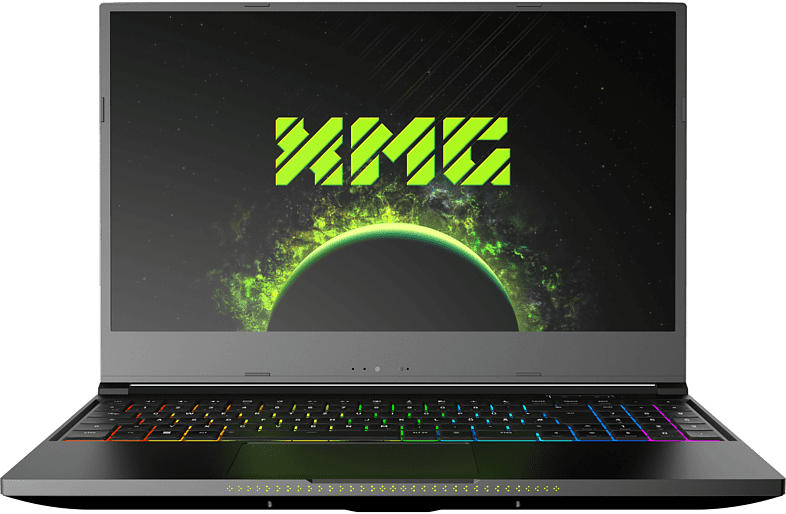 XMG NEO 15 - E20yjx, Gaming Notebook mit 15.6 Zoll Display, Core™ i7 Prozessor, 16 GB RAM, 1 TB mSSD, GeForce RTX 2070 Super, Schwarz