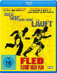Fled - Flucht nach Plan [Blu-ray]
