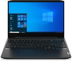 Gaming Notebook IdeaPad Gaming 3 Onyx Black, i5-10300H, GTX 1650Ti, 16GB/512GB, 15.6/ FHD 120Hz (81Y4004EGE)