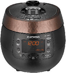 CUCKOO CRP-R0607F Reiskocher (890 Watt, Braun/Schwarz)