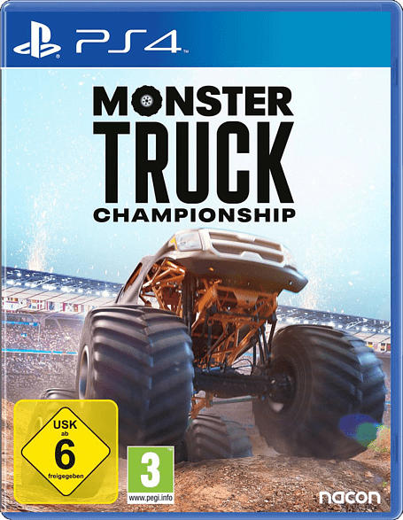 Monster Truck Championship [PlayStation 4]